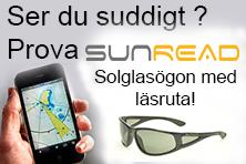 Sunread - Solglasögon med läsruta
